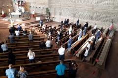 Karlsruhe – misa u 9:00