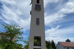 Rastatt – Crkva Herz-Jesu im Münchfeld
