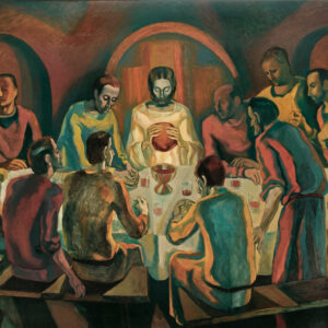 Posljednja večera (Josip Biffel)