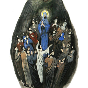 Silazak Duha Svetoga (Ljubo Ivančić)
